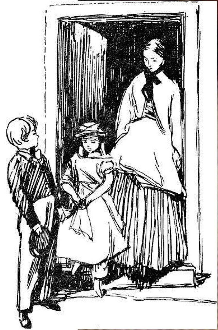 Иллюстрация В. Н. Горяева к пр-ю М.Твена Приключения Тома Сойера (35).jpg