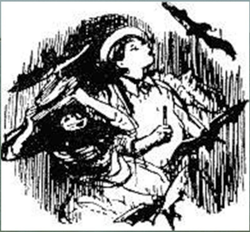 Иллюстрация В. Н. Горяева к пр-ю М.Твена Приключения Тома Сойера (37).jpg
