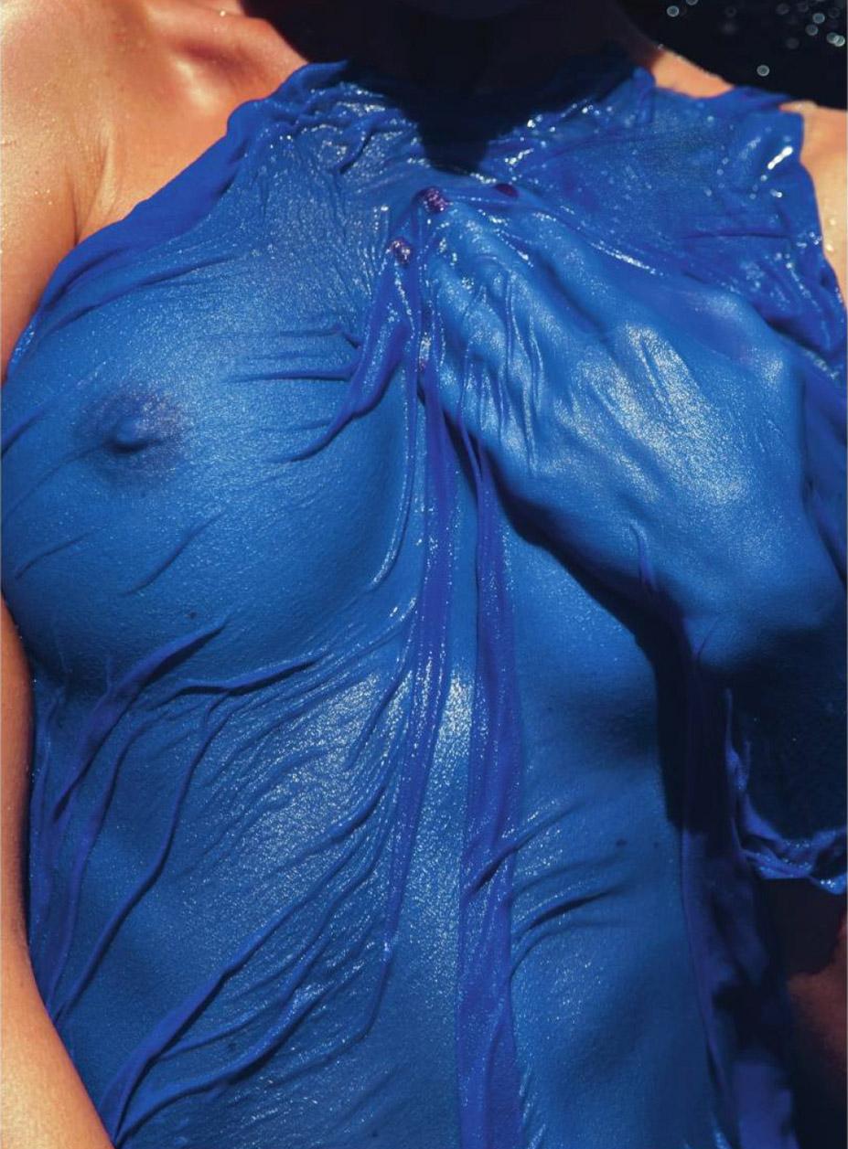 Martha Hunt / Марта Хант в эротическом журнале Lui Magazine, октябрь 2015 / фотограф David Bellemere