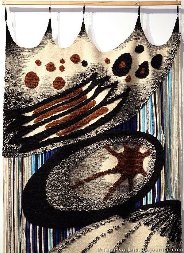 Рудольф Хеймратс. Ночные бабочки. (1978). Фрагмент
