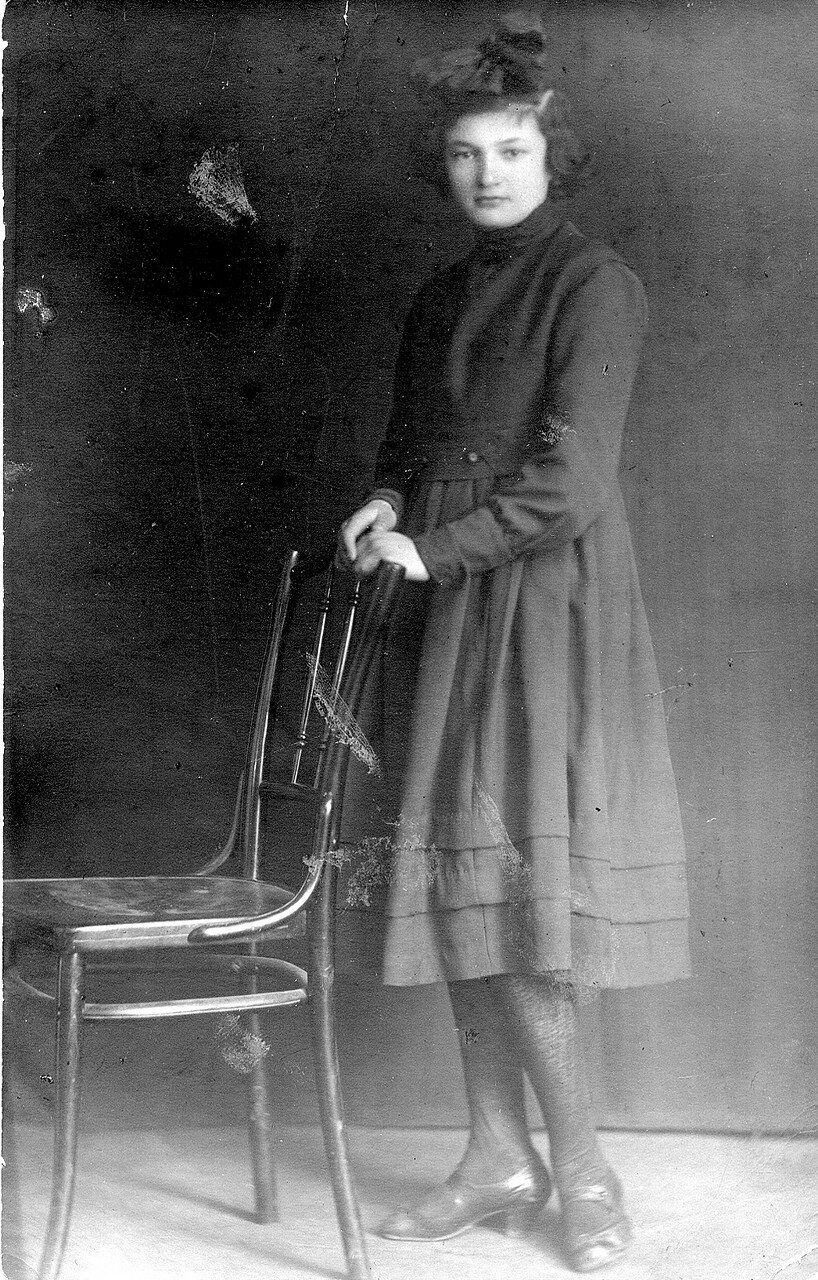 1923. Берта Лясс