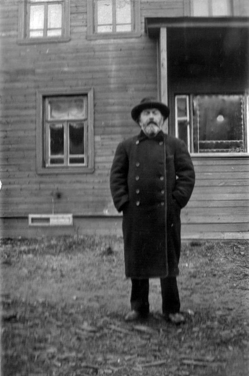 Рыбинск, октябрь 1902 года