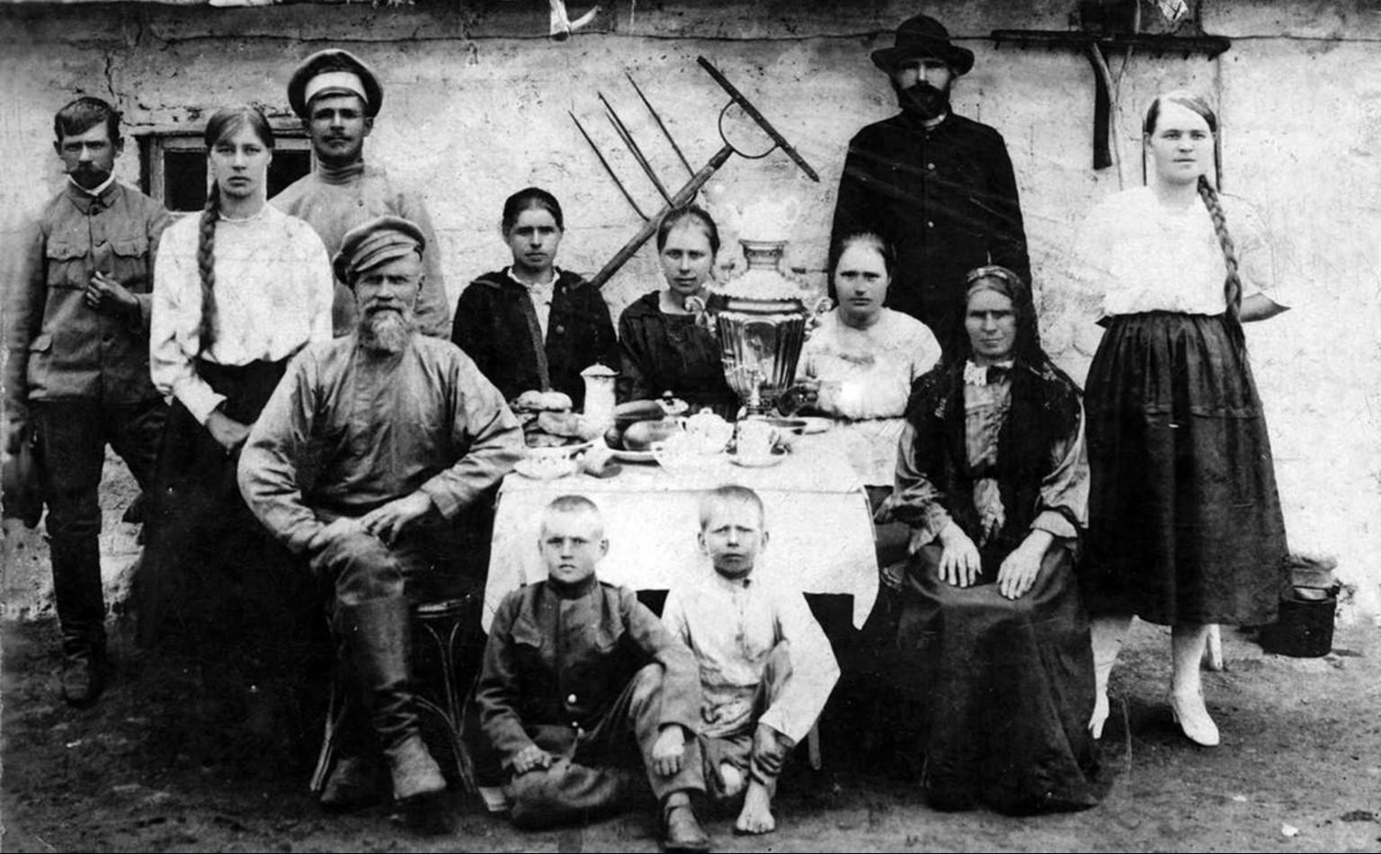 1920. Заимка Биринцева