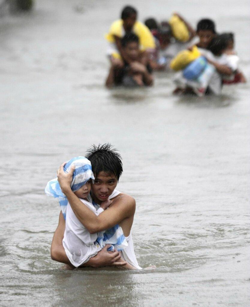 PHILIPPINES-TYPHOON/