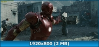 Железный человек / Iron Man (2008) BluRay + BDRip 1080p / 720p + BDRip