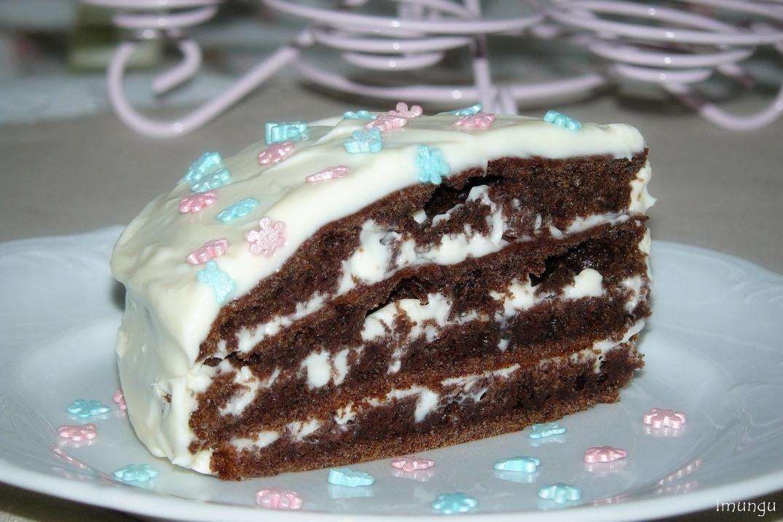 праздничный черёмуховый торт рецепт с фото