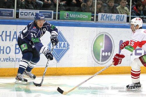 Амур - Спартак 6:1 10-10-2011