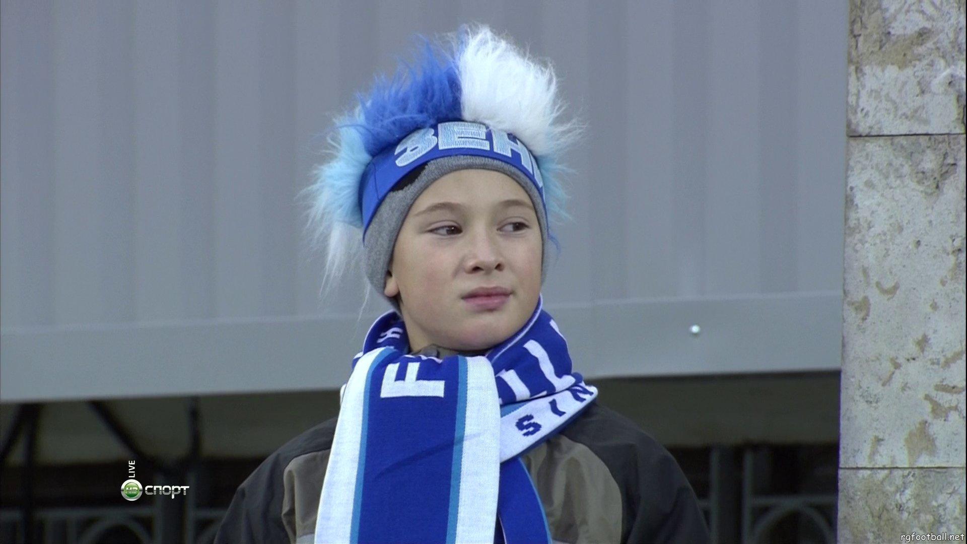 футбол динамо челсі Hd: Чемпионат России 2011-12 / 27-й тур / Зенит