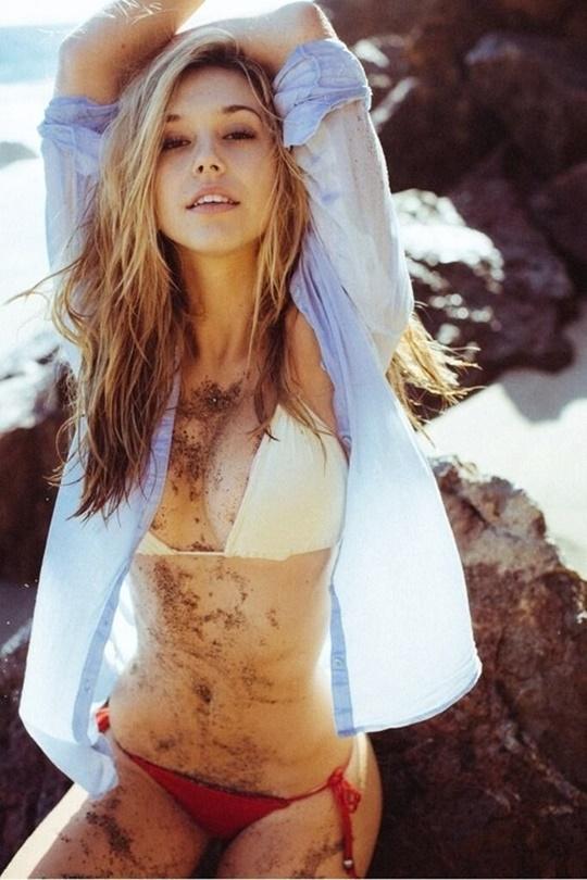 Красивые фотографии молодой модели Алексис Рен 0 142349 dd7ea236 orig