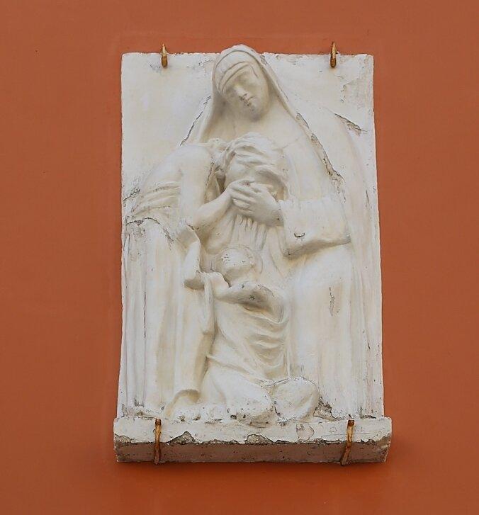 Ischia, Forio. The Church of San Sebastiano (Chiesa di San Sebastiano)