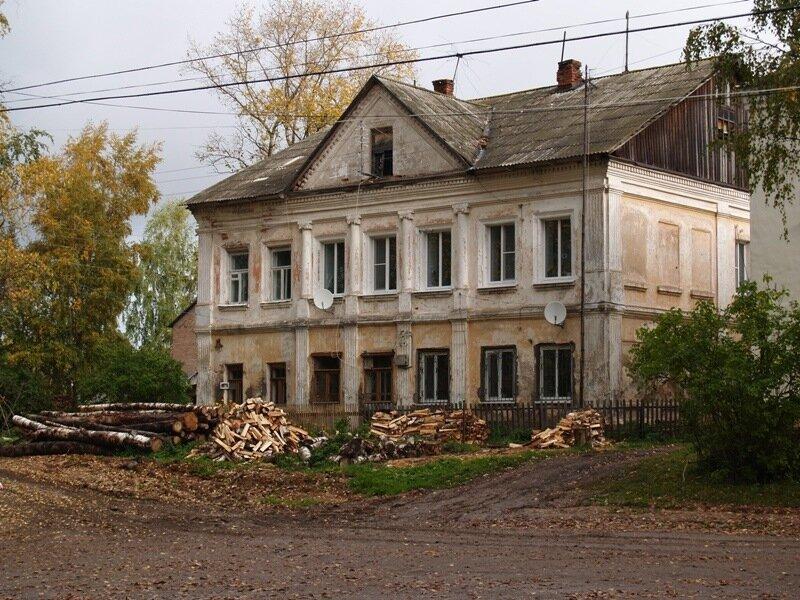 Дом Алаевых, XVIII век