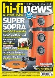 Журнал Hi-Fi News & Record Review – September 2015