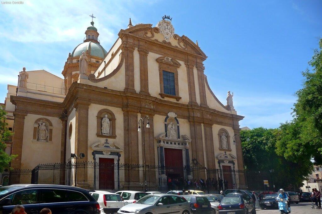 Chiesa del Gesu (34).