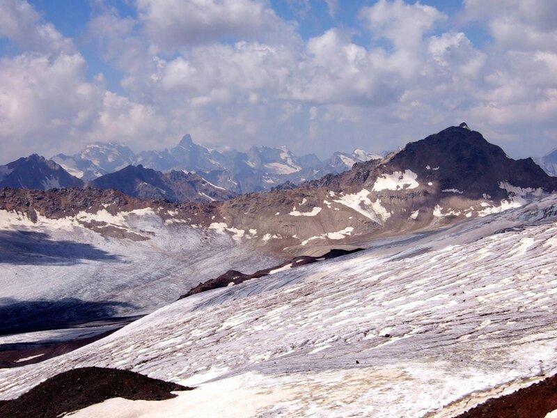Котловина между гор