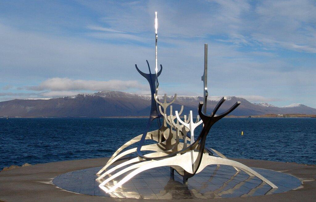 Типичная исландская погода