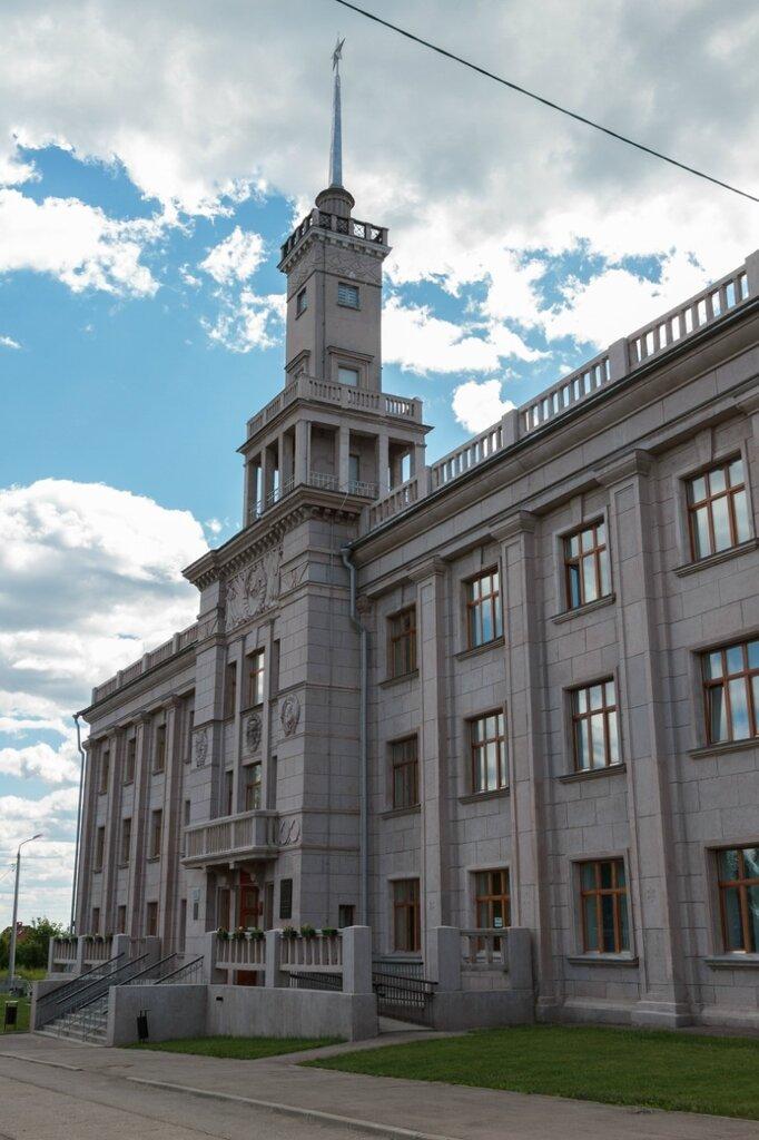 Дом культуры имени Чкалова, Чкаловск