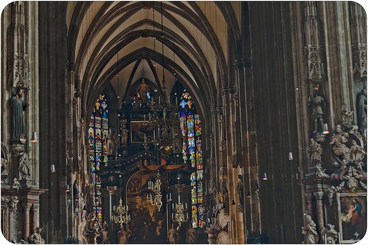 Главный алтарь (Hochaltar)