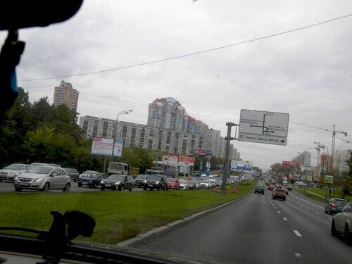 30 сентября 2011. на Ленинском