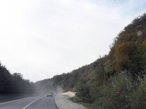 Поездка к Чёрному морю, 9 октября 2011