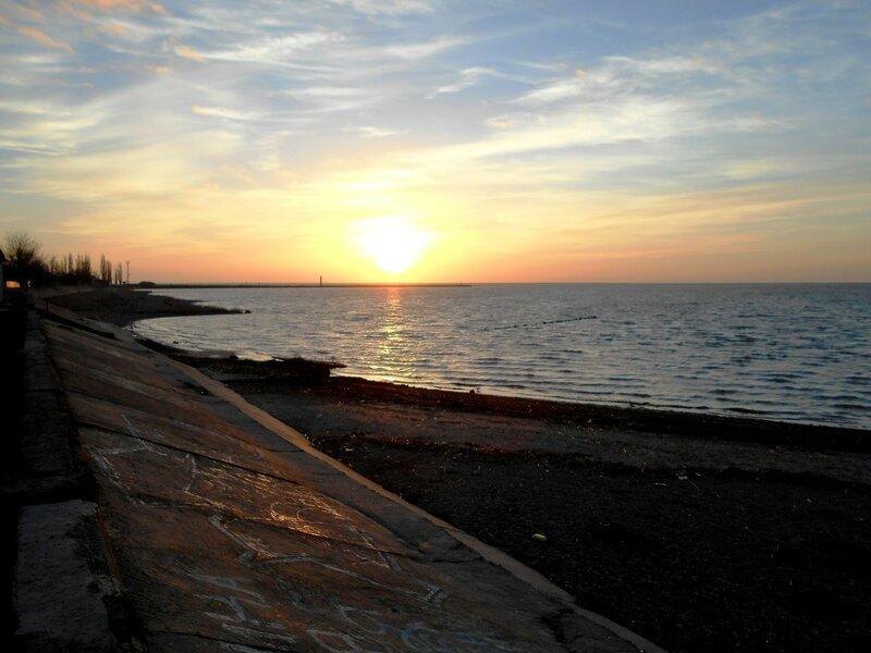 На закате, у моря ... DSCN2865.JPG