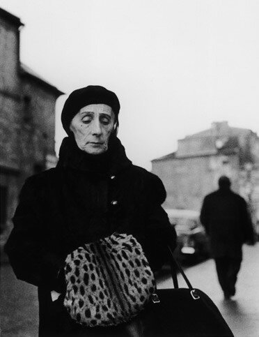 swedish photographer Christer Strömholm.Montmartre, Paris 1949