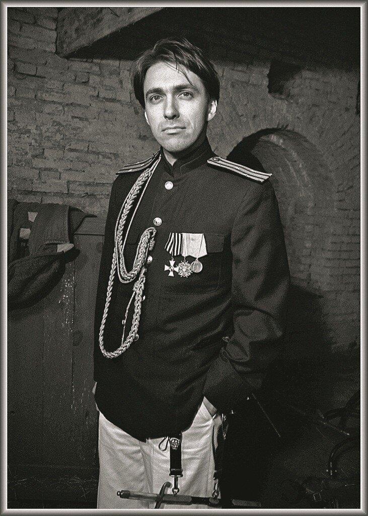 А. Усов. «Капитан Курехин». 1991 г