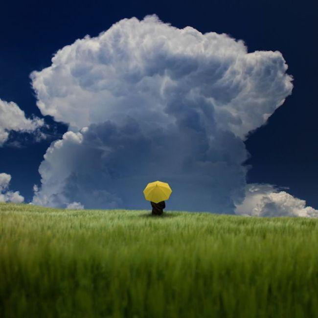 Картинки Смехота-21: красивые облака