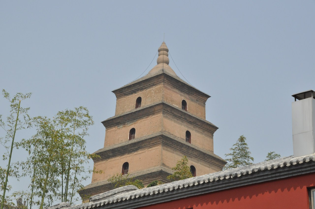 Пагода Большого Гуся
