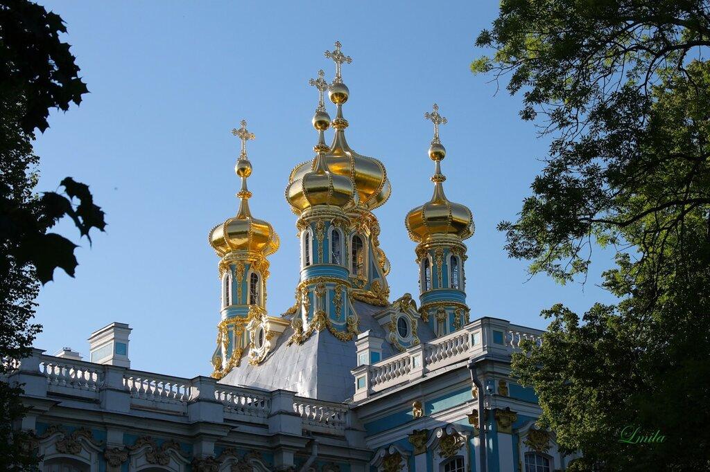 Дворцовая церковь Воскресения Христова