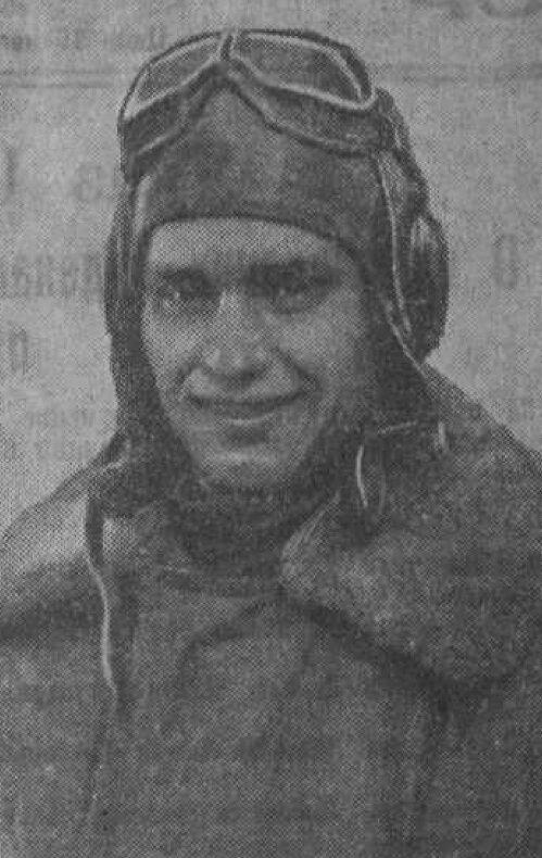 Герой Советского Союза лейтенант Алексей Николаевич Катрич