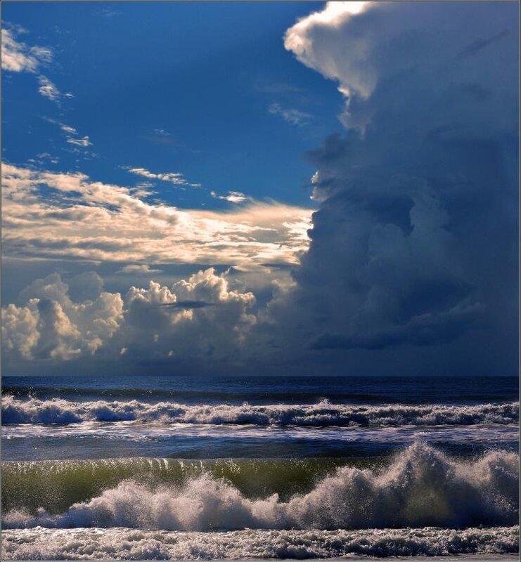 Мое море