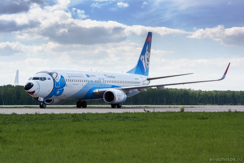 Boeing 737-86J (VQ-BNG) Nordstar 154_D701843