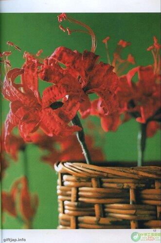 Making fabric flowers