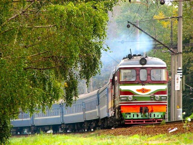 """Есть среди этих  """"счастливых """" маршрутов и поезд 467/468 Смоленск (Брянск) - Адлер.  Полными схемами поезда будут..."""