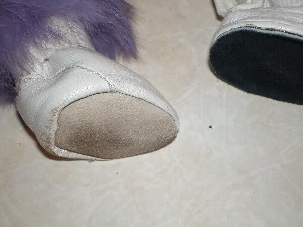 Собачьи ботинки своими руками