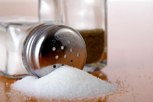 Почему есть много соли вредно?