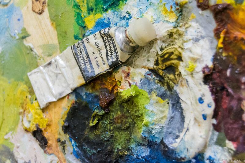 Тайные помощники изобразительного искусства
