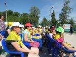 6 июня в городском парке отмечали день рождения А.С. Пушкина