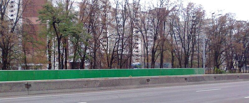 Одесская площадь - 12.11.2011