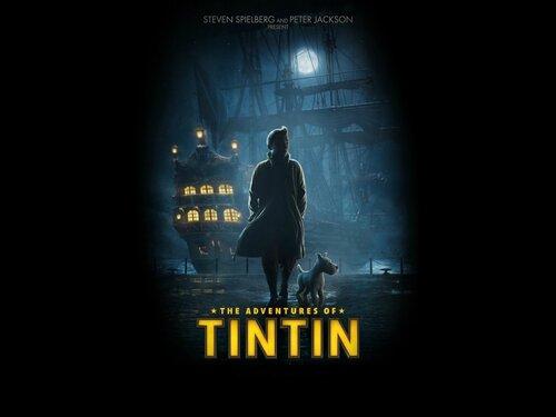 приключения тинтина, тайна единорога