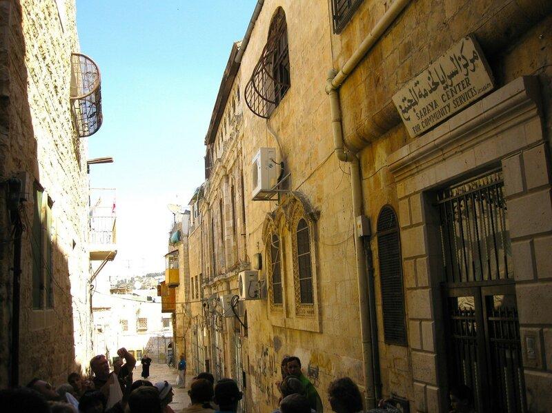 И снова улочки Старого города