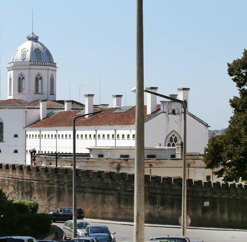 Коимбра. Тюремный замок (Estabelecimento Prisional de Coimbra)