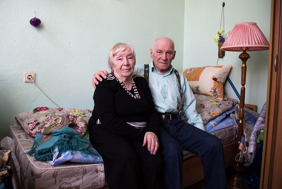 Знакомства пожилым