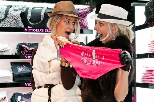 Victorias secret магазины косметики