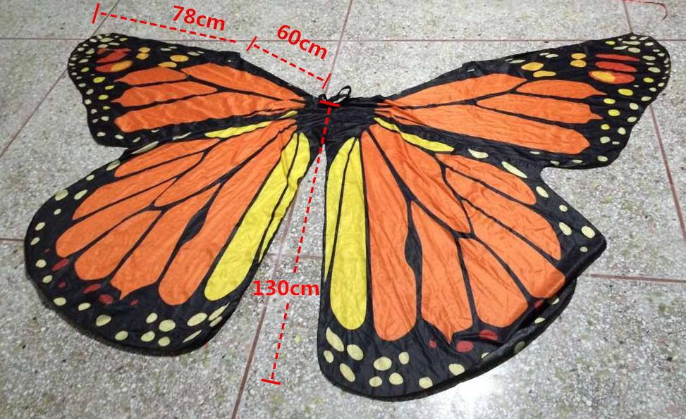 Плащ крылья бабочки