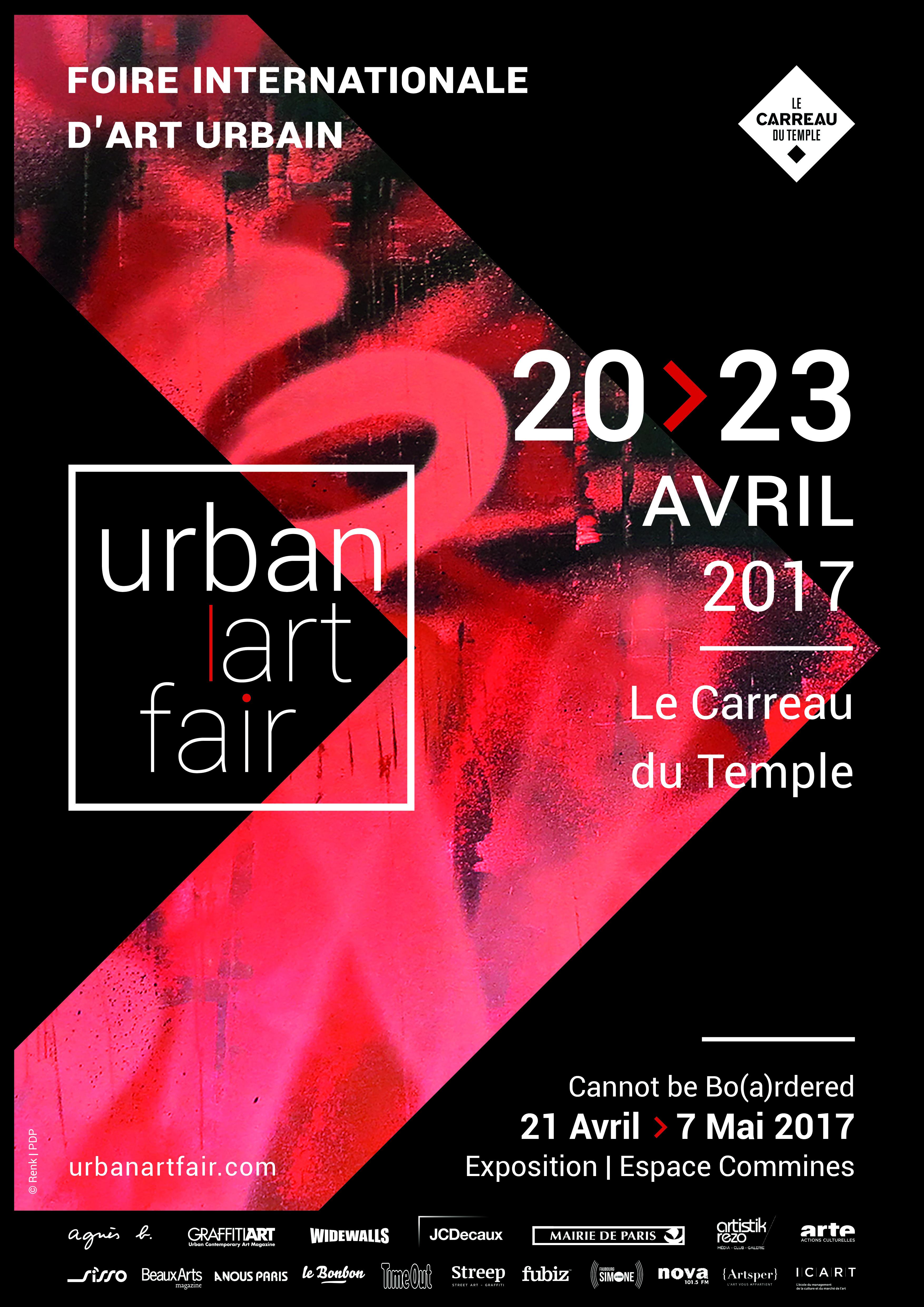 Second Edition of Urban Art Fair Paris (8 pics)