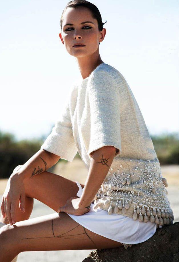 модель Таша Тилберг / Tasha Tilberg, фотограф Derek Kettela