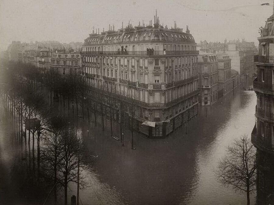 Наводнение в Париже 1910 года