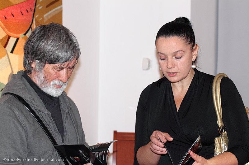 Елена Ткаченко и Марат Тажибаев