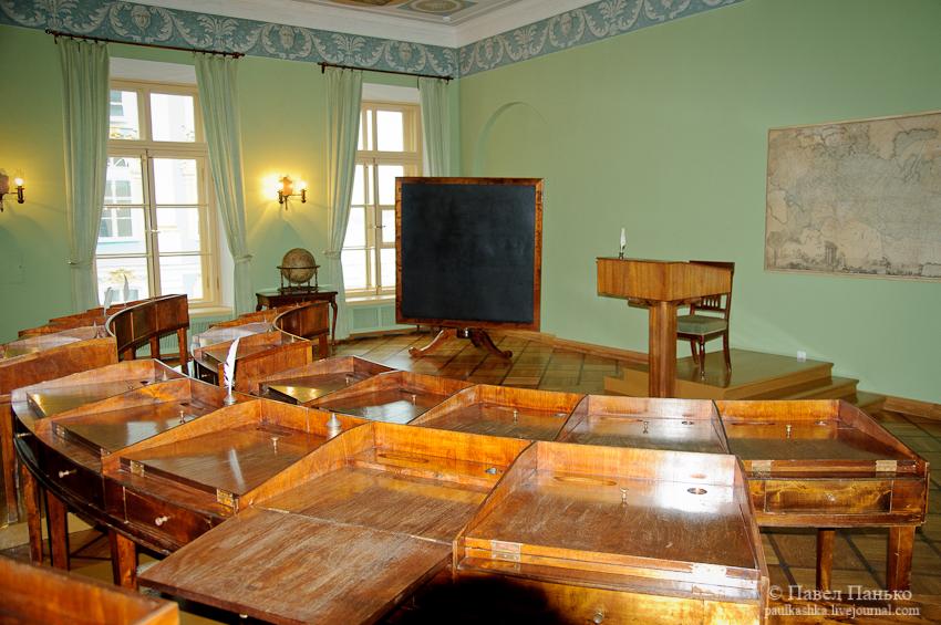 старых лицей где учился пушкин фото нашей статьи